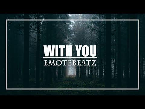 With You  Emotional Rap Beat Hip Hop Instrumental  👉 103bpm