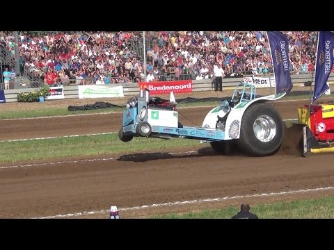 Tractorpulling Best of - Crashes / Failures & Wild rides - Motorsports *HD*