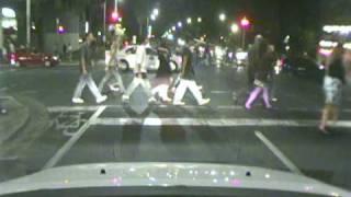 (43) Car Cam: Pedestrian Pandemonium