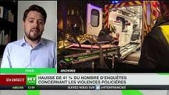 Violences policières : «Il y a un déni de réalité de la part des autorités», estime Benjamin Lucas