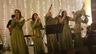 """""""Reuni para Jebolan"""" Tia - Nia - Pasha - Rindu - Nana all girls AFI 2 Aku Wanita - Reza Artamevia"""