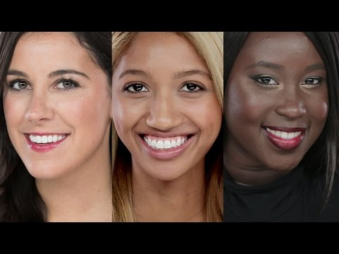 Lipstick Swatches for Light/Medium/Dark Skin Tones from YouTube · Duration:  4 minutes 13 seconds