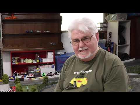 John Robert's Dread Pirate Roberts 1/32 scale slot car track