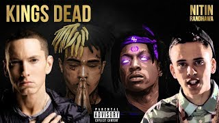 """Eminem, XXXTentacion, Logic, Joey Badass """"King's Dead Freestyle"""" (Kendrick Lamar Remix)"""