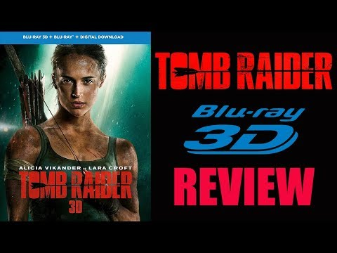 TOMB RAIDER 3D Blu-ray Review