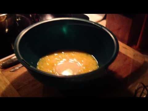Making Spanish Flan!