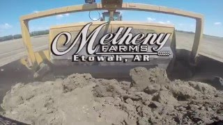 Metheny Farms Land Leveling - Etowah, AR
