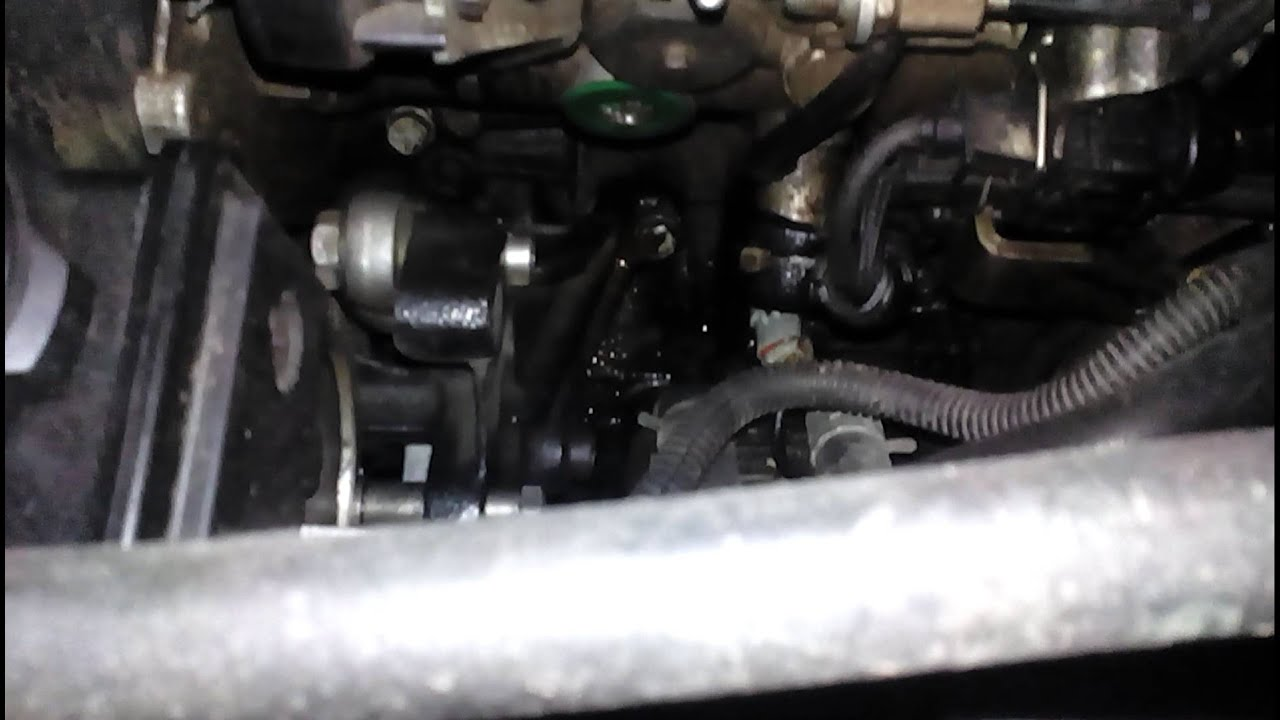 pompe a injection diesel delphi qui pisse youtube