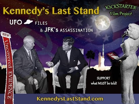 Film to reveal how JFK's quest to end UFO secrecy was eclipsed by shadow government