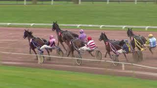 Vidéo de la course PMU PRIX SUISSE TROT - 1ER PELOTON