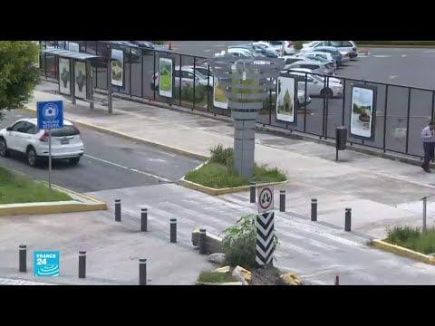 شجرة اصطناعية في المكسيك تحد من التلوث وتنقي الهواء  - 10:54-2019 / 8 / 19