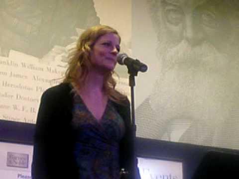 Lisa Brescia singing Scott Alan's