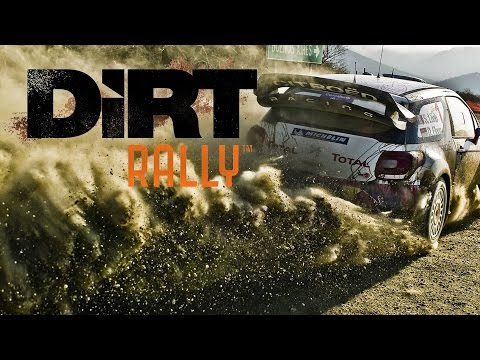 Dirt Rally Monaco training (no assist, clutch+H-gear)