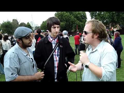 Sam Johnson & Ray Muhammad at SITC 2011 Interview