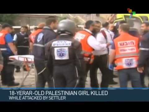 Palestine: Violence Escalates in West Bank and Jerusalem