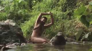 Naked and Afraid: Hand Fishing in the Nude
