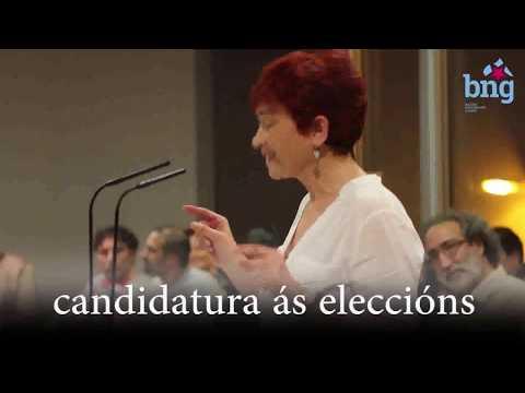 (20-3-2019) Presentación candidatura do BNG en Lugo ás eleccións municipais