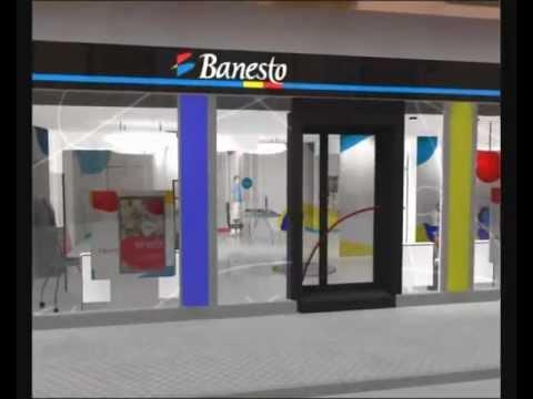proyecto innovador de oficina financiera banesto youtube