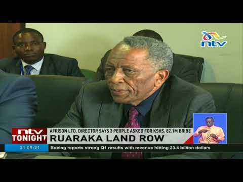 AG faults Education and lands ministries over controversial Ruraka land payment row
