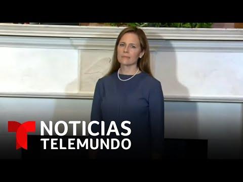 Las Noticias de la mañana, lunes 26 de octubre de 2020   Noticias Telemundo