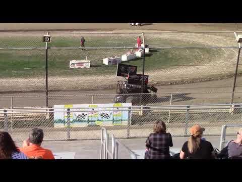 Deming Speedway, WA - Micro 600R Qualifying (Carson Borden) - June 14, 2019