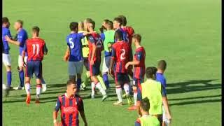 Coppa Italia Serie D - Aquila Montevarchi-Sangiovannese dcr 8-6 (Valdarno Channel)
