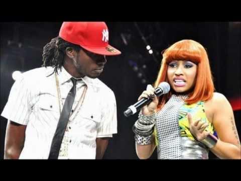 Gyptian ft Nicki Minaj Hold Yuh Remix ft Brick & Lace, Akon, & T Pain
