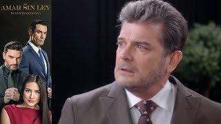 Por Amar Sin Ley 2 - Capítulo 4: ¡Gustavo busca venganza! | Televisa