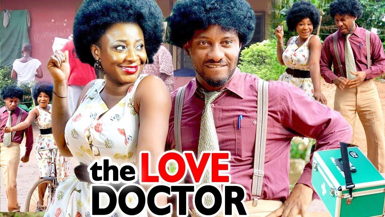 Download The Love Doctor Season 3&4 - Yul Edochie/ Ini Edo 2019 Latest Nigerian Nollywood Movie Full HD