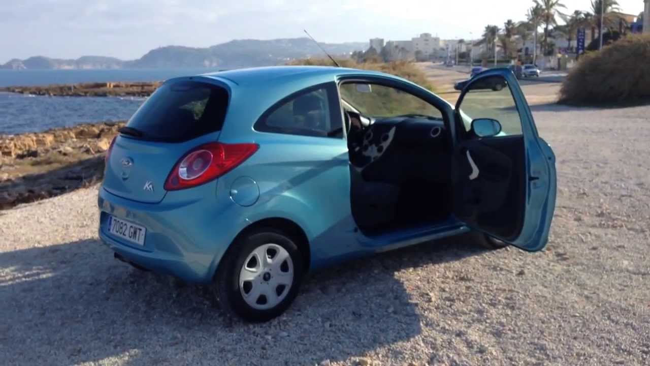 Ford Ka V Trend Plus Dr For Sale In Spain