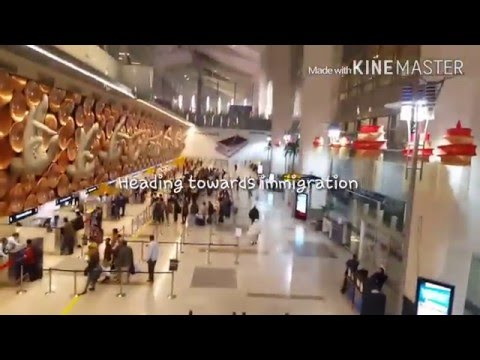 Saudi Airlines 777-200 Riyadh to Delhi trip report!