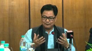Kiren Rijiju's comments on beef ban