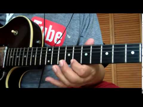 The Shadow Of Your Smile Chord Melody - YouTube