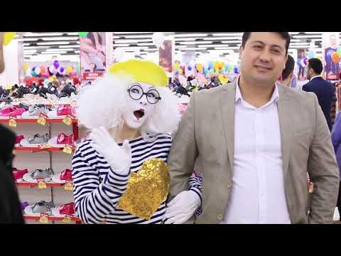 Планета одежда обувь.Открытие нового магазина в г.Нижний Новгороде