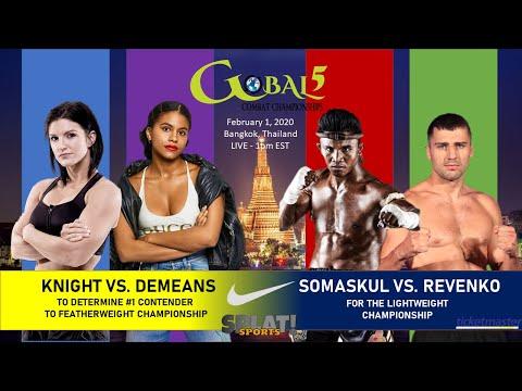 GCC 5: Somaskul vs. Revenko