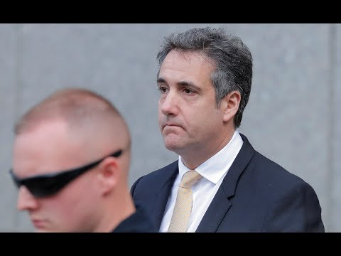 What does Michael Cohen's guilty plea mean for Trump?