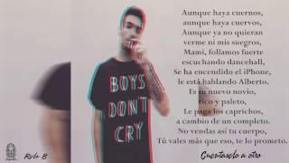 Rels B - Cuéntaselo A Otro (Dogzilla) [Lyrics]