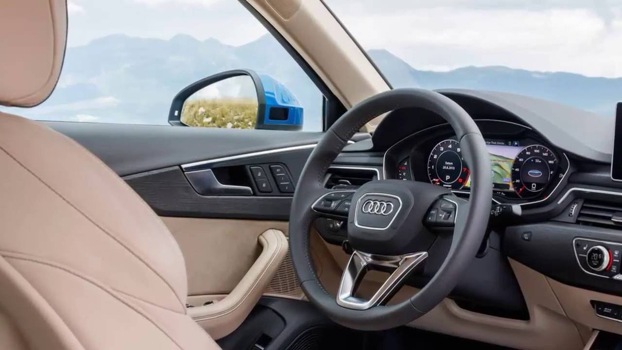 All New 2017 Audi A4 Still Starts Under 40000 Youtube