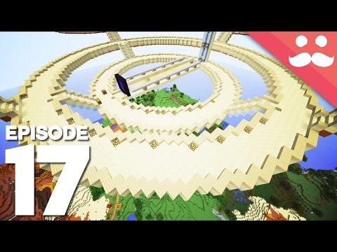 Hermitcraft 4: Episode 17 - Space Age Ion...