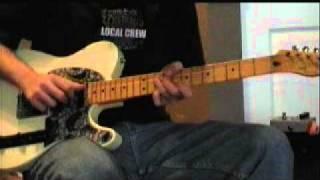 cherokee maiden explained for guitar.wmv