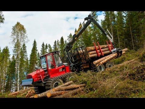 Prezentare Alser Forest. Solutii forestiere complete.