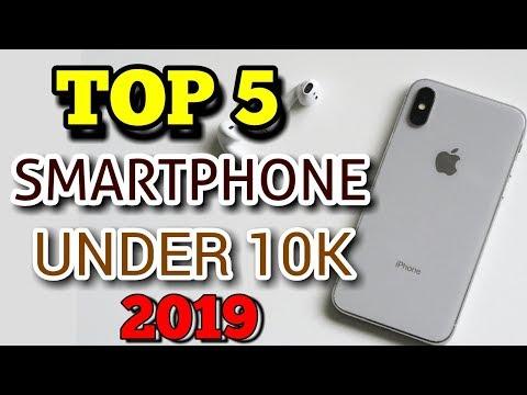 BEST SMART PHONES UNDER ₹10,000|| BUDGET SMARTPHONE|2019 January🔥🔥