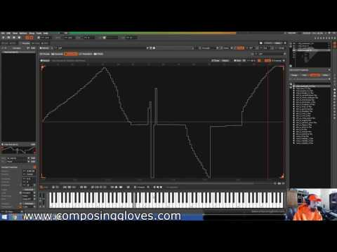 Learn Renoise 3. General Sampler Tab and Keyboard Focus