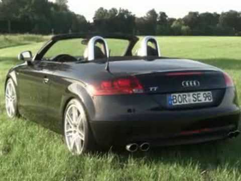 audi tt roadster 8j tuning pogea h r uvm youtube. Black Bedroom Furniture Sets. Home Design Ideas