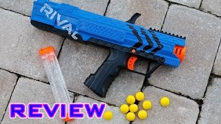 [REVIEW] Nerf Rival Apollo XV-700 Unboxing, Review, & Firing Test