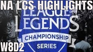 Video NA LCS Highlights ALL GAMES Week 8 Day 2 Full Day Highlights Summer 2018 W7D2 download MP3, 3GP, MP4, WEBM, AVI, FLV Agustus 2018