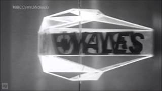 BBC Wales Getting 50 years of BBC Wales television on air ident 1 8.2.14