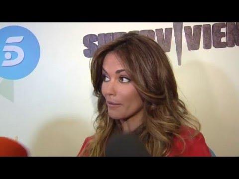 'Supervivientes'  le devuelve la sonrisa a la presentadora Lara Álvarez thumbnail