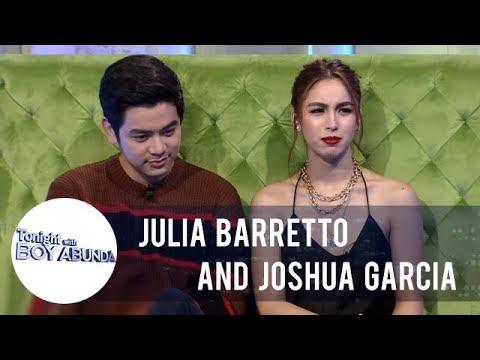 TWBA: Julia reveals her sole rival for Joshua's attention