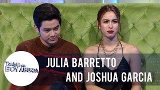 TWBA: Julia reveals her sole rival in Joshua's attention